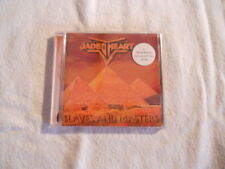 """Jaded Heart """"Slaves and Masters"""" AOR cd  Seagull International Records NEW"""
