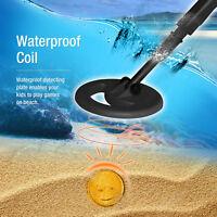 Waterproof Metal Detector Advanced Kid's Gold Finder Treasure Hunter 3 Colors