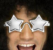 Occhiali in argento per carnevale e teatro dal Regno Unito