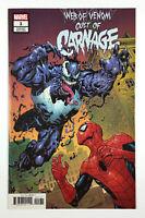 Web of Venom Cult of Carnage #1 (2019) Marvel Comics