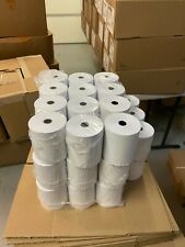 "3 1/8"" x 230' White Thermal PoS Receipt Paper 42 Rolls **FREE SHIPPING**"