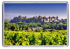 Carcassonne France Fridge Magnet 02