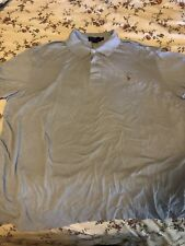 Amazing Hard To Find Polo Ralph Lauren 3XB Pima Cotton Big And Tall Shirt!!!
