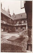 The Courtyard, St. William's College, YORK, Yorkshire RP