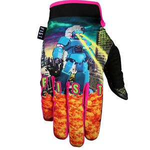 Fist Handwear Gloves Youth Kids Bmx Mtb Dh Cycling Mx Motocross Atv ROBO VS DINO
