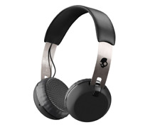 Skullcandy Grind Bluetooth Wireless On-Ear Headphones with Built-In Mic and Remo