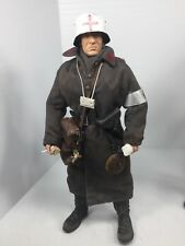 1/6 DRAGON CUSTOM WW1 GERMAN FRONT LINE FIELD MEDIC TRENCHES BBI DID 21ST