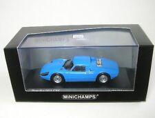 Porsche 904 GTS (lechler azul) 1964