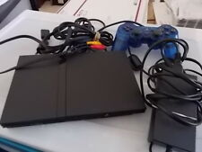 Sony PlayStation 2 Slim Edition ps2 Console  with free game sent priority mail
