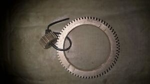SPEEDO DRIVE RING AND GEAR