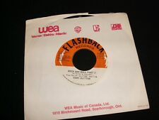"GARY GLITTER<>ROCK AND ROLL PARTII<>45 Rpm,7"" Vinyl ~USA Pressing~FLB 85"