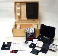 EXCELLENT CONDITION RENISHAW TP20 TOUCH-TRIGGER PROBE KIT w/ STORAGE CASE