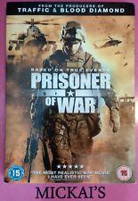 PRISONER OF WAR - BASED ON TRUE EVENTS - Region 2 PAL DVD Inner & Outer Covers
