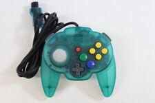 HORI Pad Mini 64 Ocean Blue Clear White N64 Controller Nintendo JPN Import A- 2
