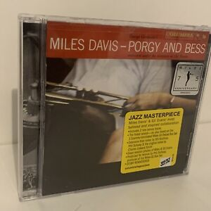 Porgy And Bess : Miles Davis CD