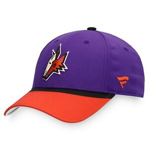 Men's Arizona Coyotes Power of 31 NHL Hockey Special Edition Adjustable Hat Cap