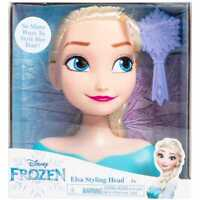 Just Play Disney Frozen Elsa styling head