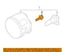 NISSAN OEM Foglight Fog Driving Light Lamp-Fog Lamp Assembly Screw 0111500271