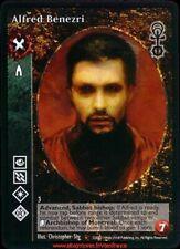VTES V:TES - Alfred Benezri (ADV) - Pander / Anarchs