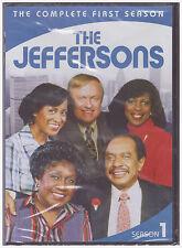 JEFFERSONS (UNCUT) SEASONS 1&2 (DVD, 2014) NEW