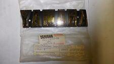 78-79 Yamaha XS750 Emblem 2 2G2-24162-00-00 NOS