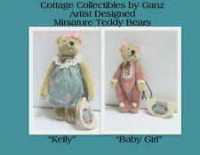 Ganz Cottage Collectibles Miniature Bears Kelly Baby Girl