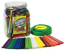 Counting Sticks 100p Bag 10 Colours Counters Maths Teacher Resource Aid Kids