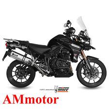Mivv Triumph Tiger Explorer 1200 2012 12 Escape Moto Silenciador Speed Edge