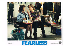 FEARLESS JEFF BRIDGES ROSIE PEREZ ORIGINAL LOBBY CARD 11X14