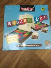 Square Up - Brand New & Sealed
