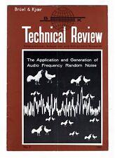 BRUEL & KJOER - TECNICAL REVIEW - Nº 2 - 1961