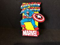 Magnet Marvel Comics The Mighty Thor with Logo Licensed Gifts Toys 95142 Chunky