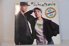 This Beat is Technotronic, Featuring MC Single Vinyl 1990. Made in USA. 2