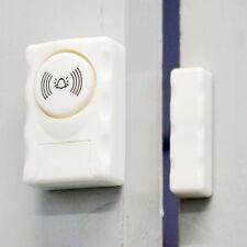 New Wireless Magnetic Sensor Window Door Entry Burglar Alarm Security System
