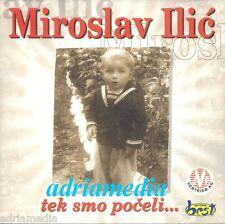 Miroslav ammassato CD TEK smo poceli folk Narodna Serbia Balcani Mrcajevci Cacak HIT