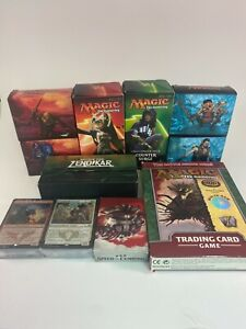 Magic The Gathering Card and Deck Lot