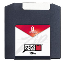 iomega ZIP Brand Formatted Blank Media Disc Disk 100MB