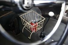 Vw Volkswagen Retro Beetle Type 3 (ivory) Tunnel Storage Basket Cup Holder