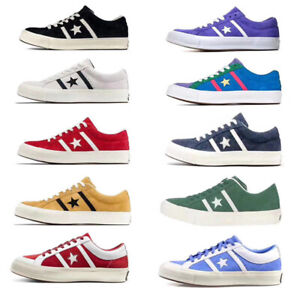 Unisex One Star Academy Ox Low Top  Suede Sports Shoes Leather Sneakers Trainers