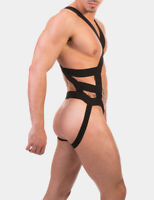 barcode Berlin Harness Elon schwarz 91671/100 gay sexy Angebot SALE BLITZVERSAND