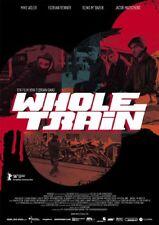 WHOLETRAIN Whole Train Elyas M'Barek Florian Gaag Orig. Filmplakat A1 GEROLLT
