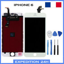 Ecran  Complet Vitre Tactile LCD Iphone 6  OEM Original  BLANC + OUTIL