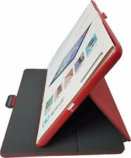 Speck StyleFolio Case Stand Apple iPad Air & iPad 5 Dark Poppy Red / Slate Grey