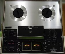 Vintage SONY TC-377 Stereo Reel To Reel Recorder Excellent Working Condition A+