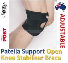 Patella Support Open Knee Stabilizer Brace Strap Sports Injury Arthritis Tendon
