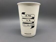 EXO SM OFFICIAL Goods - SUM CAFE ElyXiOn Cup Holder Paper - BAEKHYUN