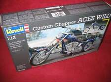 Revell ® 07928 1:12 Custom Chopper aces Wild nuevo