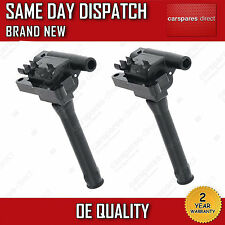 X2 LAND ROVER FREELANDER PENCIL IGNITION COILS 1998>2006 NEW
