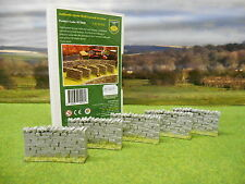 BRUSHWOOD AUTHENTIC CURVED STONE WALLING PACK OF 5 1/32 NEW & BOXED BT3020