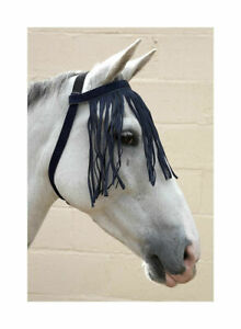 Hy Free Fit Fly Fringe - No Headcollar needed - Various Colours/Sizes